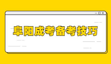 安徽阜阳成考学位英语学习技巧!